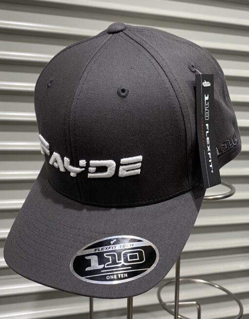 Fayde Flexfit Dark Grey Basketball Cap