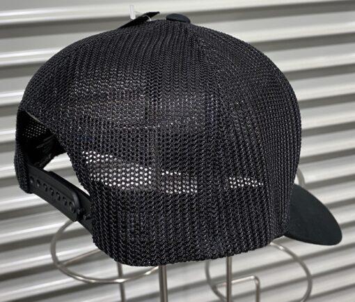 Fayde Flexfit Black Truckers Cap