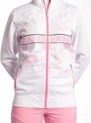 Dew Drop Fleece Jacket