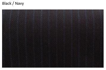 Pin Stripe Pant