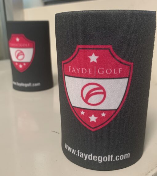Fayde Golf Stubby Coolers